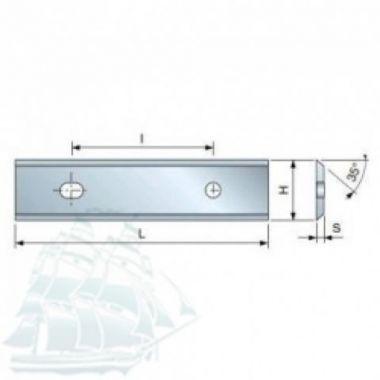 Твёрдосплавные пластины «FREUD» CG04M EA3 (30*12*1,5) Упаковка - 10шт.