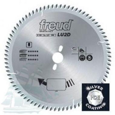 Пила дисковая по дереву «Freud» LU2D 0700 (250*2,5/1,8*30 Z=80)