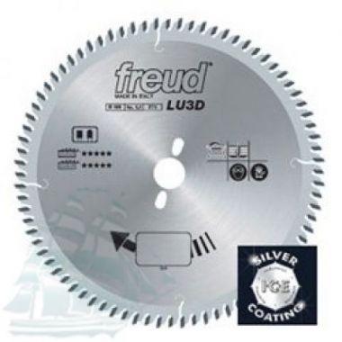 Пила дисковая для ЛДСП «Freud» LU3D 0400 (250*3,2*30 Z=80)