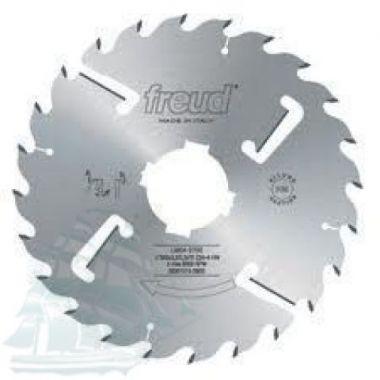 Пила дисковая «FREUD» LM04 1600 для многопильных станков (400*4*70 Z=28+6)