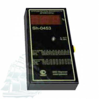 Влагомер бесконтактный батарейный SH-0453