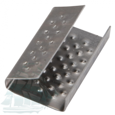 Скоба СП 12-32 для ПП-ленты (полипропиленовой) 12 мм Упаковка - 2000шт.