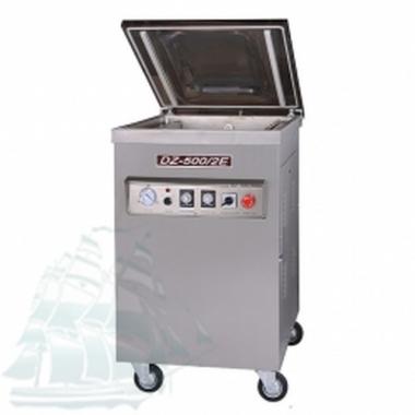 Однокамерная напольная вакуум-упаковочная машина DZ-500/2Е (крашенная)
