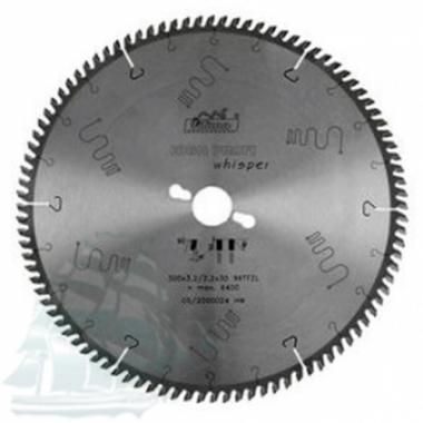 Пила дисковая для ЛДСП «Pilana» (400*3,6*30 Z=120)