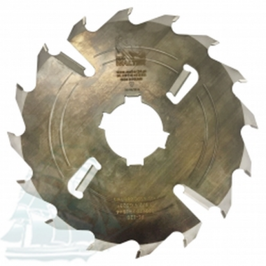 Пила дисковая «WALTER» PI-120 для многопильных станков (650*6,1/4,1*80 Z=24+6)
