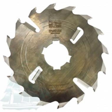 Пила дисковая «WALTER» PI-120 для многопильных станков (450*4,4/2,8*30 Z=18+4)