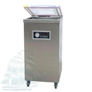 Однокамерная напольная вакуум-упаковочная машина DZ-400/2Е (крашенная)
