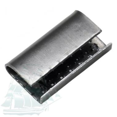 Скоба для ПЭТ-ленты (полиэстеровой) 13 мм Упаковка - 1000шт.