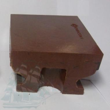Ползун плоский для пилорамы Р63-4Б (текстолит)