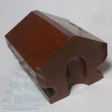 Ползун призматический для пилорамы Р63-4Б (текстолит)