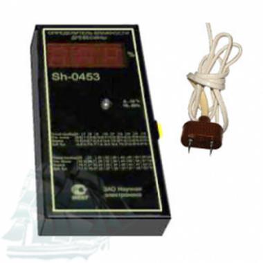 Влагомер игольчатый батарейный SH-0453