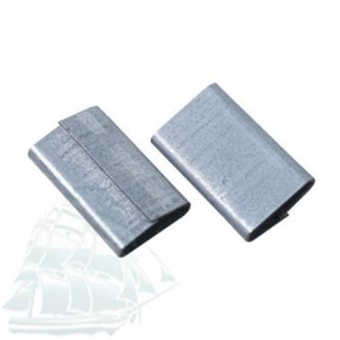 Замок для стальной ленты 16*24 мм Упаковка -  1000шт.