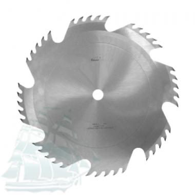 Пила дисковая «PILANA» ГАННИБАЛ для многопильных станков  (600*5,5/3,5*50 Z=40)