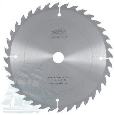 Пила дисковая «PILANA» для многопильных станков  (400*4,8/3,2*50 Z=24)
