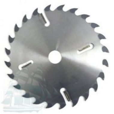 Пила дисковая «ИМПУЛЬС» для многопильных станков (200*3,2/2,2*40 Z=18+2)