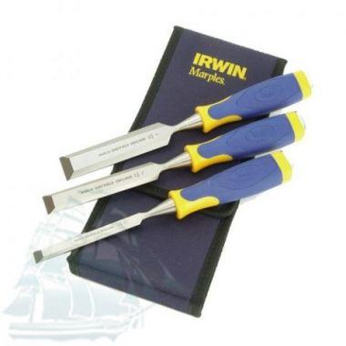 Набор стамесок IRWIN (10/15/20мм) 10503836