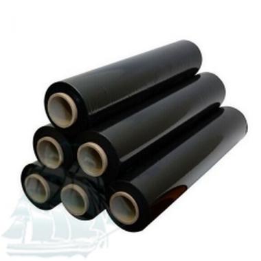"""Стрейч плёнка """"Black"""" (500мм/20мкм/2кг) Упаковка - 6шт."""